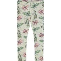 Name It! Meisjes Legging – Maat 104 – All Over Print – Katoen/modal/elasthan