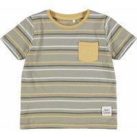 Name It! Jongens Shirt Korte Mouw – Maat 110 – Diverse Kleuren – Katoen/elasthan