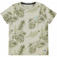 Name It! Jongens Shirt Korte Mouw – Maat 152 – All Over Print – katoen met elasthan/viscose