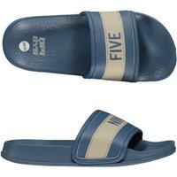Quapi! Jongens Slippers – Maat 38 – Blauw – Diverse