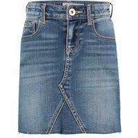 Vingino! Meisjes Rok – Maat 152 – Denim – Jeans