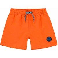 Vingino! Jongens Zwemshort – Maat 98 – Oranje – Polyester