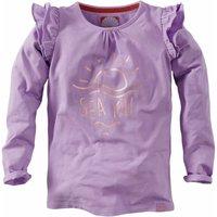 Z8! Meisjes Shirt Lange Mouw – Maat 80 – Violet – Katoen/elasthan
