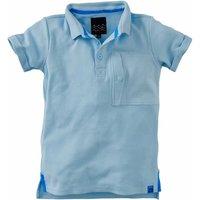 Z8! Jongens Polo Korte Mouw – Maat 140 – Lichtblauw – Katoen/polyester/elasthan