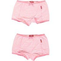 Claesens! Meisjes 2-Pack Boxer – Maat 164 – Roze – Katoen/lycra