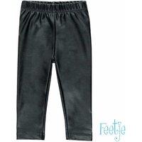 Feetje! Meisjes Legging – Maat 74 – Zwart – Polyester/elasthan
