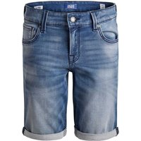 Jack & Jones! Jongens Bermuda – Maat 128 – Denim – Jeans