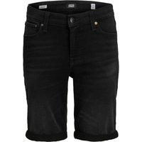 Jack & Jones! Jongens Bermuda – Maat 176 – Zwart – Jeans