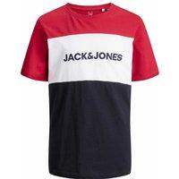 Jack & Jones! Jongens Shirt Korte Mouw – Maat 176 – Diverse Kleuren – Katoen