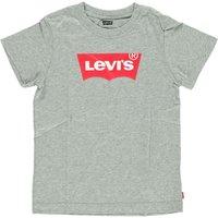 Levis! Jongens Shirt Korte Mouw – Maat 110 – Grijs – Katoen