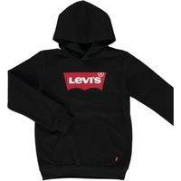 Levis! Jongens Trui – Maat 152 – Zwart – Katoen/polyester