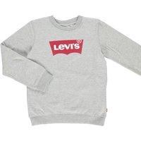Levis! Jongens Sweater – Maat 128 – Grijs – Katoen/polyester