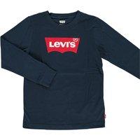 Levis! Jongens Shirt Lange Mouw – Maat 176 – Donkerblauw – Katoen