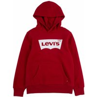 Levis! Jongens Trui – Maat 176 – Rood – Katoen/polyester