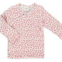 Little Indians! Meisjes Shirt Lange Mouw – Maat 80 – All Over Print – Katoen