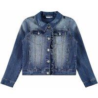 Name It! Meisjes Spijkerjas – Maat 152 – Denim – Jeans