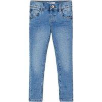 Name It! Meisjes Lange Broek – Maat 104 – Denim – Jeans
