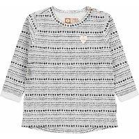 Tumble N Dry! Meisjes Shirt Lange Mouw – Maat 56 – All Over Print – Katoen/elasthan