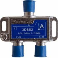 CATV-Splitter 4.6 dB 2