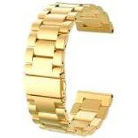 Just in Case Metalen armband voor Samsung Gear S2 Classic - Gold
