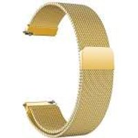 Just in Case Garmin Vivomove Style 42mm Milanees armband - Goud