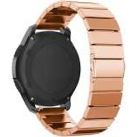 Just in Case Metalen armband Chain Samsung Gear S3 Classic / S3 Frontier - Rose Gold