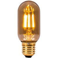 BELL 4W LED Filament Tubular   ES Amber 2000K