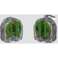 T5 Modular Lampholder c w Spring Clip