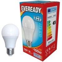 Eveready 14w LED GLS Opal E27 6500K   S13629