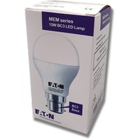 Eaton MEM Lamp BC3 LED 15W Warm White