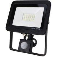 20w LED Floodlight   IP65   PIR