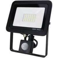 30w LED Floodlight   IP65   PIR