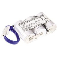 Yuasa 3DH4 0LAP3 Emergency Battery 3 Cell SS with Leads  amp  Amp