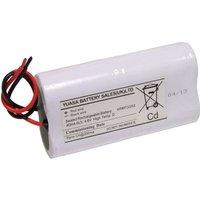 Yuasa 4DH4 0L5   Emergency Battery 4 Cell 2 2 Cell