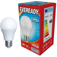 Eveready 5 5w LED GLS Opal ES 6500K   S13621