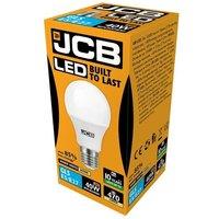 JCB 6w LED GLS Opal E27 3000K   S10986