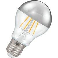 Crompton 5w LED Crown Silver ES Cap