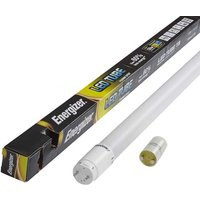 Energizer T8 5ft 22w LED Tube Frosted   4000k c w FREE Starter