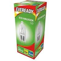 33w Eveready Eco Halogen G9   S10110