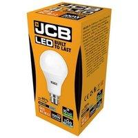 JCB 15w LED GLS Opal BC 6500K   S10997
