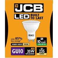 JCB 3w LED GU10 100  3000K   S10961