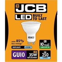 JCB 3w LED GU10 100  6500K   S10962
