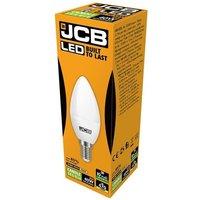 JCB 6w LED Candle Opal SES 3000K   S10981