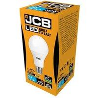 JCB 15w LED GLS Opal E27 3000K   S10994
