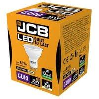 JCB 3w LED GU10 100  4000K   S12498