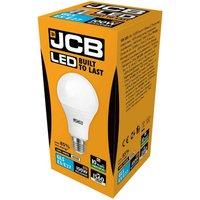 JCB 15w LED GLS Opal E27 4000K   S12506