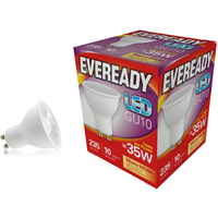 Eveready 3w LED GU10 3000K   S13598