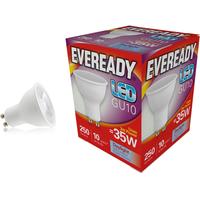 Eveready 3w LED GU10 6500K   S13599