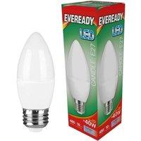 Eveready 6w LED Candle Opal ES 6500K   S13615