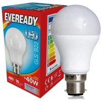Eveready 5 5w LED GLS Opal BC 6500K   S13619